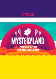 27 + 28.08.2016 Mysteryland Eventreise - Weekend