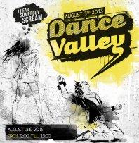 03.08.2013 - Dance Valley Eventreise