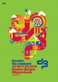 16.08.2014 Decibel outdoor festival Eventreise