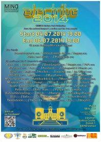 04 - 6.7.2014 Electribe Festival