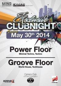 2014-05-30 ExSclusive Clubnight @ Camera Club 2014