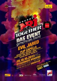18.10.2013 ENERGY TOGETHER – powered by tele.ring is back!