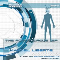 SR14 The Flying Circle Ep by Marcel Liberte (Syntex Records)