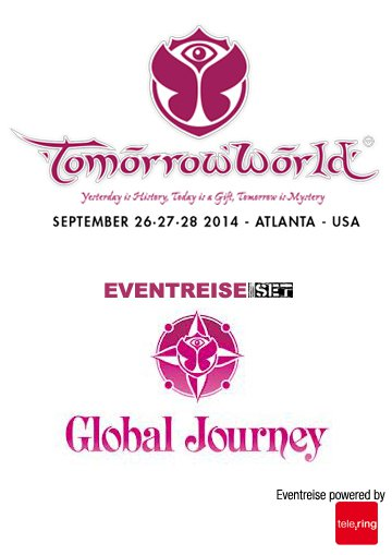 TomorrowWorld Eventreise - (USA) powered by tele.ring