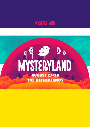 27 + 28.08.2016 Mysteryland Eventreise - Weekend