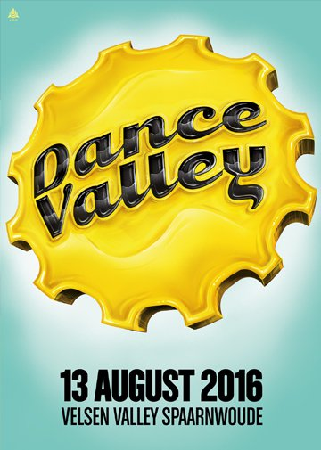 13.08.2016 Dance Valley - Eventreise