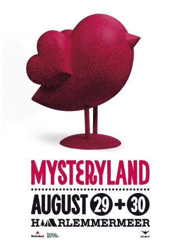 28 - 30.8.2015 Mysteryland Eventreise - Weekend